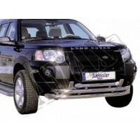Дефлектор капота (мухобойка) для Land Rover
