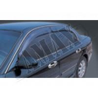 Дефлекторы дверей (комплект - 4 шт) для на Kia Magentis - ветровики