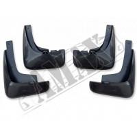 Брызговики (комплект) в черном цвете на Toyota Camry 30