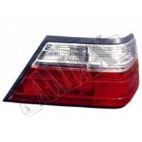 Задние фонари для Mercedes W-124 (светлые)