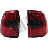 Задние LED фонари (диодные) на Mitsubishi Pajero Wagon IV