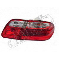 Задние фонари диодные / LED (светлые) на Mercedes W210