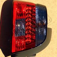 Задние фонари (диодные, дымчатые)_5 серия E39 (95 - 2002)