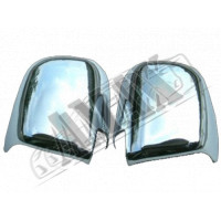 Хром на зеркала (пластик АБС) Лексус ГХ_Lexus GX470 (2003-2007)