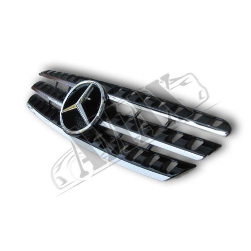 Решетка радиатора (Sport line, черная)