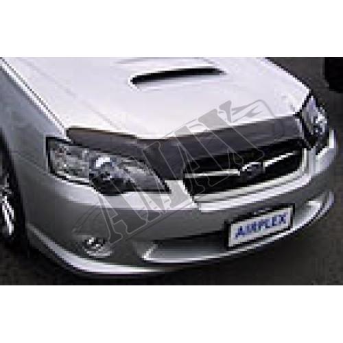 Дефлектор капота (мухобойкa) для Subaru Impreza