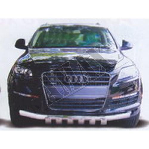 Защитная дуга переднего бампера (кенгурятник) для Audi Q7