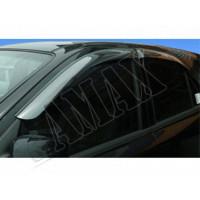 Дефлекторы дверей (ветровики) для Hyundai Santa Fe