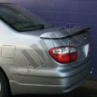 Антикрыло (спойлер) на крышку багажника (со стопом)