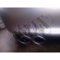 Насадки на выхлопные трубы (двойные)