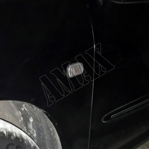 Повторители поворотов (хрустальные)_Nissan