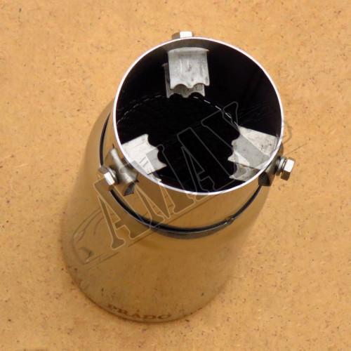 Насадка на выхлопную трубу