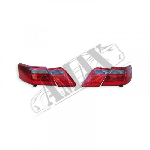 Задние фонари тонированные (диодные) на Toyota Camry 40