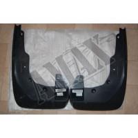 Брызговики (черные), Хонда ЦРВ_Honda CRV (2002-2006)