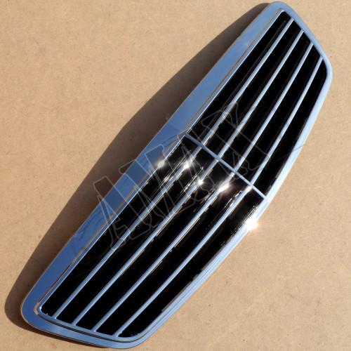 Решетка радиатора (хром)