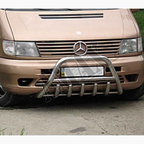 Защитная дуга переднего бампера (кенгурятник)