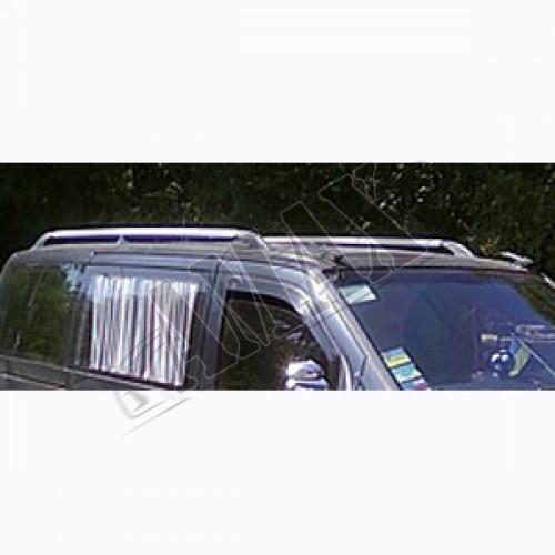 Рейлинги (алюминий пластиковые концевики)
