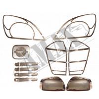 Хром пакет для Chery Tiggo (2005-2011)