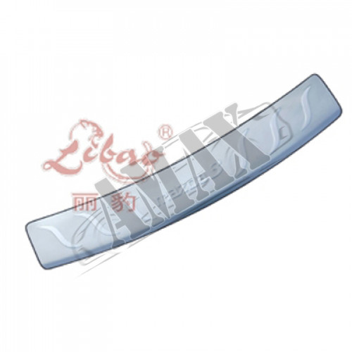 Хром накладка (планка) заднего бампера