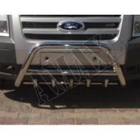 Защитная дуга переднего бампера (кенгурятник) для Ford Transit