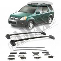 Рейлинги (поперечные) для внедорожника, Хонда ЦРВ_Honda CRV (2002 - 2006)