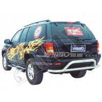 Защитная дуга заднего бампера для Jeep Grand Cherokee