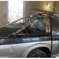 Дуга в багажник на Митцубиси Л200_ Mitsubishi L200 (1998-2005)
