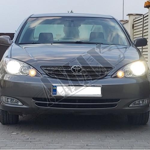 Противотуманные фары (ПТФ), Тойота Камри_Toyota Camry 30 (2002-2004)