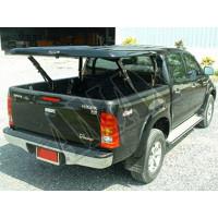 Крышка в кузов пикапа (черная)