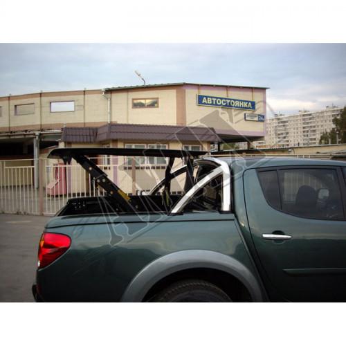Крышка в кузов пикапа (с дугой)