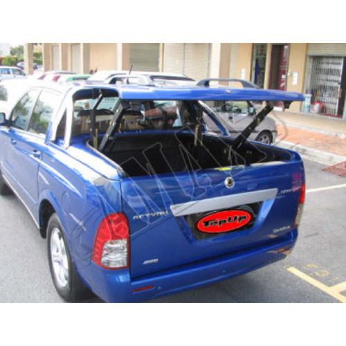 Крышка в кузов пикапа (с дугой) для SsangYong Actyon Sports