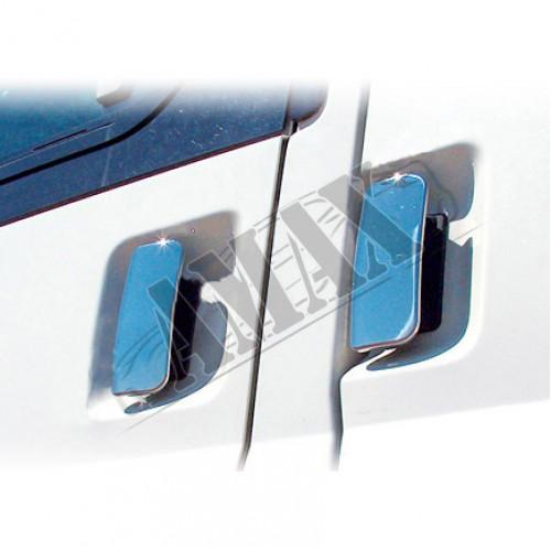 Хром на ручки дверей для Ford Transit