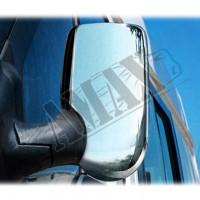 Хром на зеркала для Ford Transit