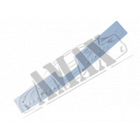 Накладка на задний бампер для SsangYong Rexton II