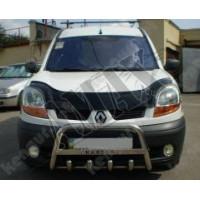 Защитная дуга переднего бампера (кенгурятник) для Renault Kangoo