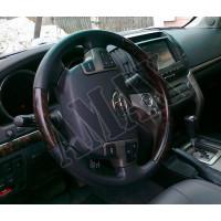 Руль (кожа-дерево)_Toyota Land Cruiser 200 (2008-2015)