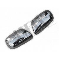 Хром на зеркала (нержавейка) Лексус ГХ_Lexus GX470 (2003-2007)