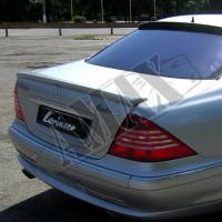 Антикрыло (сабля) на край багажника для Mercedes W-220