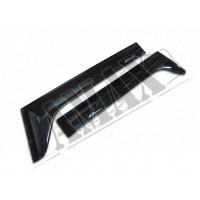 Дефлекторы окон (ветровики) передние