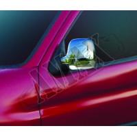 Хром на зеркала для Peugeot Partner