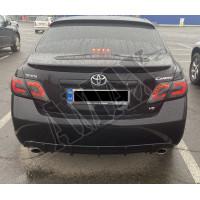 Задние фонари LED (All Smoke), Тойота Камри_Toyota Camry 40 (2006-2011)