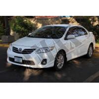 Противотуманные фары (ПТФ), Тойота Королла_Toyota Corolla (2010-2012)