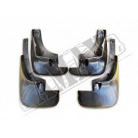 Брызговики черные на Toyota Camry 20 (97 - 01)