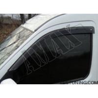 Дефлекторы окон (ветровики) для Renault Kangoo (1998 - 2007)