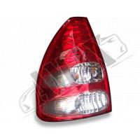 Задние фонари диодные светлые на Prado 120 (Lexus Style)