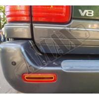 Габаритные светодиодные огни заднего бампера (стиль Mercedes) Лексус ЛХ_ Lexus LX 470 (1998-2007)