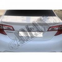 Антикрыло (сабля) на край багажника Тойота Камри_Toyota Camry-50 (2012-2014)