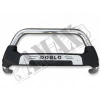 Защитная дуга (кенгурятник) для Fiat Doblo (2010 - ...)