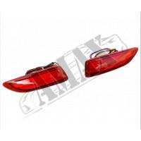Габариты в задний бампер - диодные - для Тойота Королла_Toyota Corolla (2010-2012)