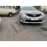 Противотуманные фары (Доп. фары) для Toyota Camry 50 (2012-2014)